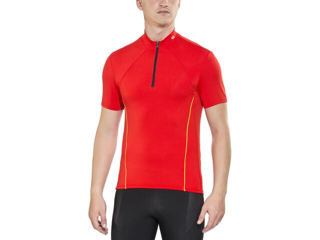 Gonso Abbas Kortærmet cykeltrøje Herrer rød | Trøjer